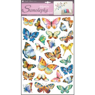 Falmatrica 48x29,  Pillangók