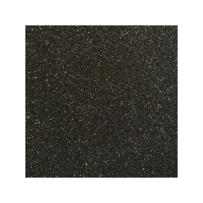 Glitteres öntapadós dekorgumi -30x30 cm , antracit