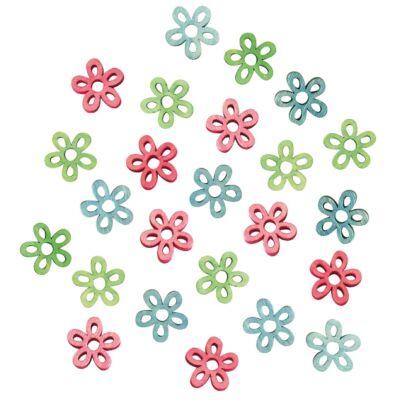 Fa virágok 2 cm, 24 db