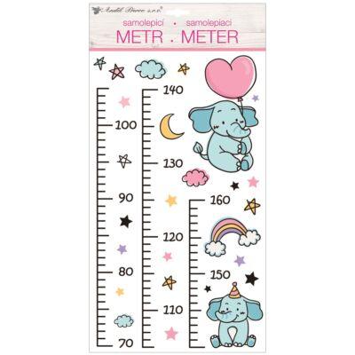 Falmatrica magasságmérő - 160 cm