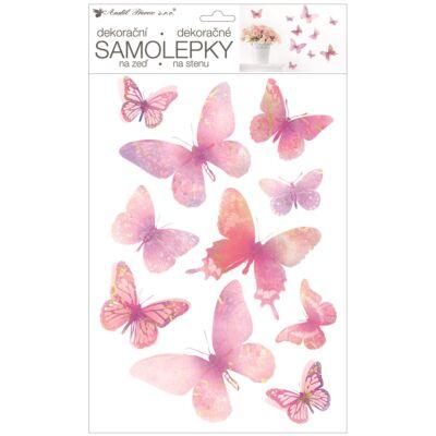 Falmatrica - pillangók 24 x 42 cm