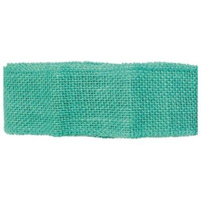 Juta szalag 6 cm x 2 m kék