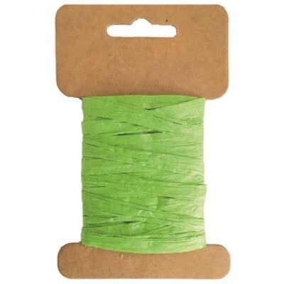 Papír szalag zöld 2 cm x 10 m