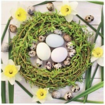 Húsvéti szalvéta  33 x 33 cm 20 db