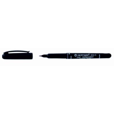 Alkoholos  OHP Marker fekete,  0,3-0,4 mm 1db
