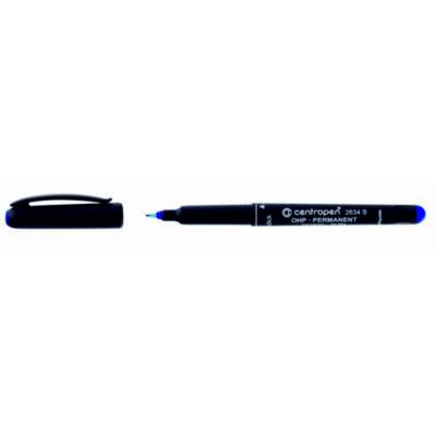 Alkoholos OHP Marker kék,  0,3-0,4 mm 1db