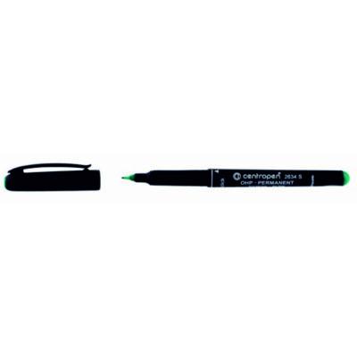 Alkoholos OHP Marker zöld,  0,3-0,4 mm 1db