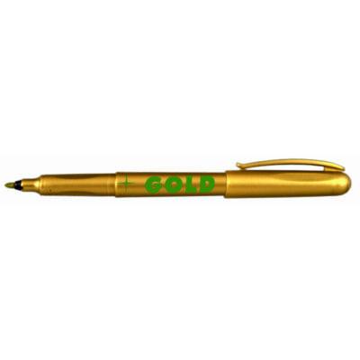 Permanent marker Gold Metál  arany , 1,5-3,0 mm 1db