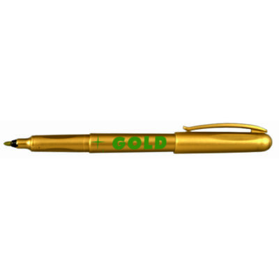 Permanent marker Gold Metál  arany , 1,5-3,0 mm