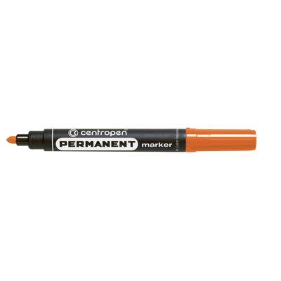 Alkoholos permanent marker narancssárga 1 - 4,6 mm