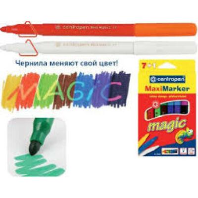 Maxi Magic Markers 7+1 db készlet