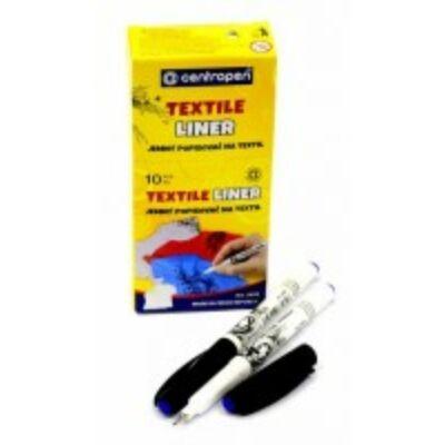 Textil-tűfilc 0,6-0,8 mm kék