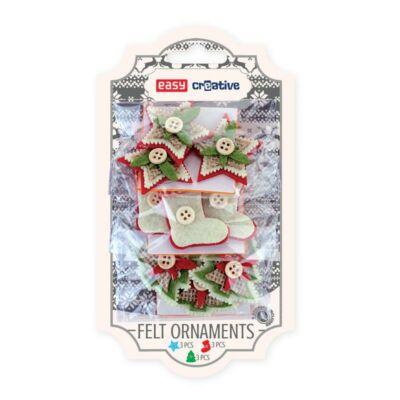 Karácsonyi kreatív készlet 9 db-os