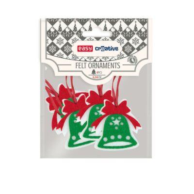 Karácsonyi kreatív készlet 6,2 x 6 cm