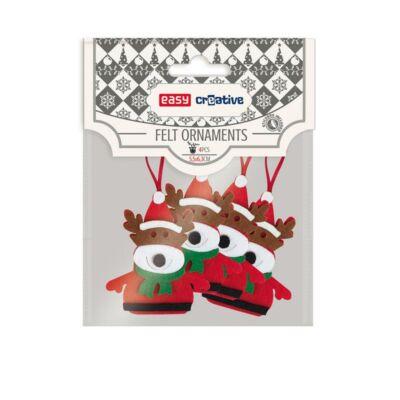 Karácsonyi kreatív  készlet 5,5 x 6,3 cm