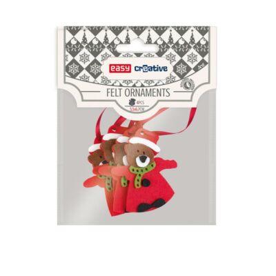 Karácsonyi kreatív készlet 5,5 x 6,7 cm