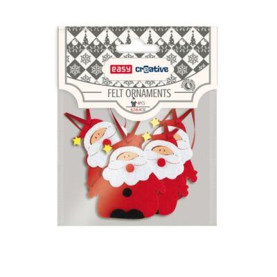 Karácsonyi kreatív készlet 6,7 x 6,4 cm
