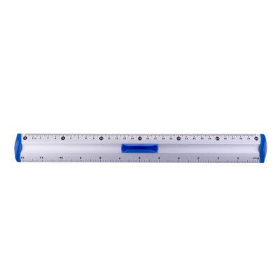 Alumínium vonalzó 30 cm