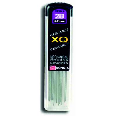 XQ Ceramic ceruzabél 0.7 mm 2B 12 db