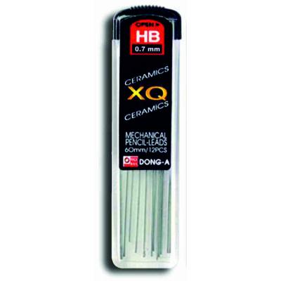 XQ Ceramic ceruzabél 0.7 mm HB 12 db