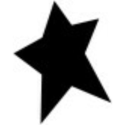 Formalyukasztó 3,7 cm csillag