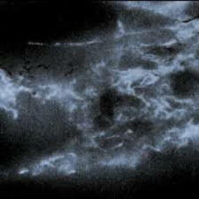 CARRARA BLACK - öntapadós tapéta 45 cm x 2 m