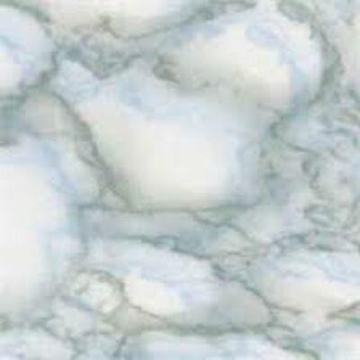 CARRARA GREY BLUE - öntapadós tapéta 45 cm x 2 m