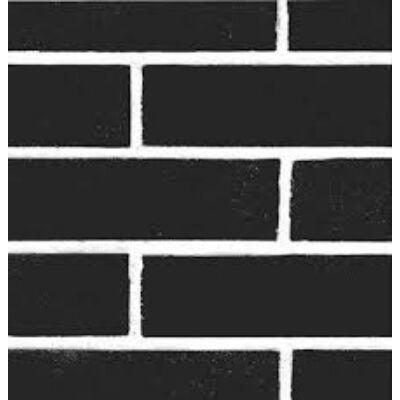 BRICK BLACK öntapadós tapéta 45 cm x 2 m
