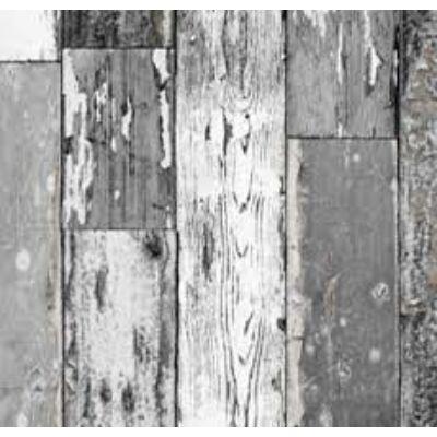 SCRAPWOOD DARK -  öntapadós tapéta 45 cm x 2 m