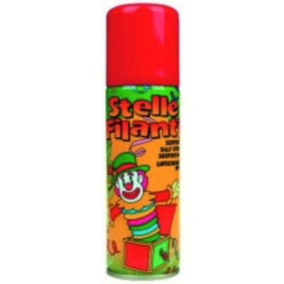 Szerpentin spray piros 125 ml
