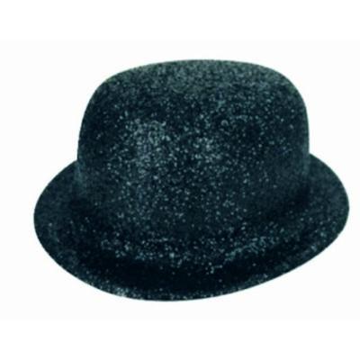 Party kalap fekete 23 cm