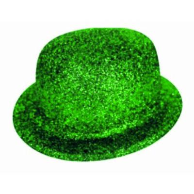 Party kalap zöld 23 cm