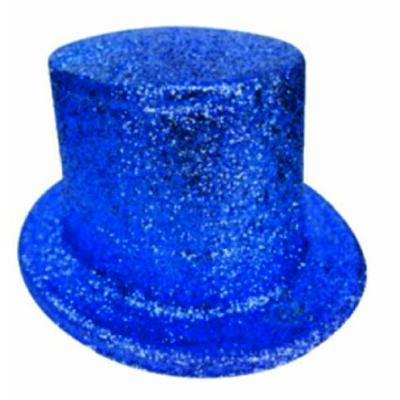 Parti cilinder kék 25 cm