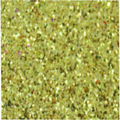 Csillámos öntapadós dekorgumi A4, 2mm, 1 db fehérarany