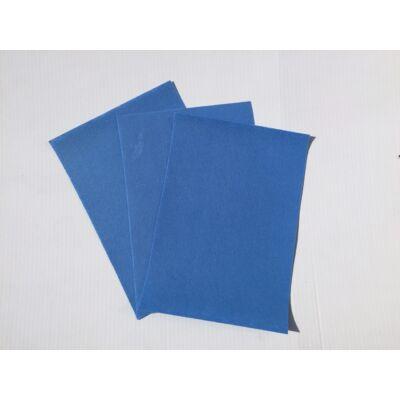 Fillapok 20x30cm 1mm 10db country kék