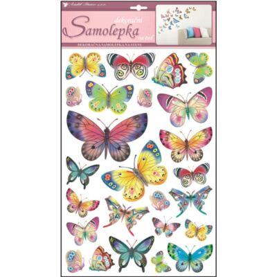 Falmatrica - Pillangók , 53 x 29 cm