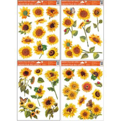 Sztatikus ablakdekorációs matrica 38x30 cm