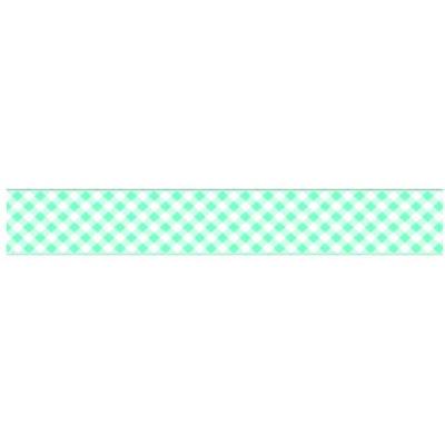 Kreatív mintás washi ragasztószalag 1,5 cm x 10m kockás minta